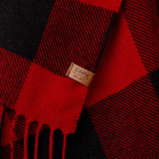 Roots Park Plaid Scarf