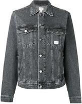 Calvin Klein Jeans classic denim jacket - women - Cotton/Spandex/Elastane - XS