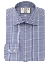 Thomas Pink Humphrey Check Dress Shirt - Bloomingdale's Regular Fit