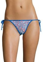 Diane von Furstenberg Antibes String Bikini Bottom