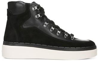 Vince Soren Leather & Suede High-Top Sneakers