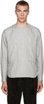 Toga Virilis White Pocket Shirt