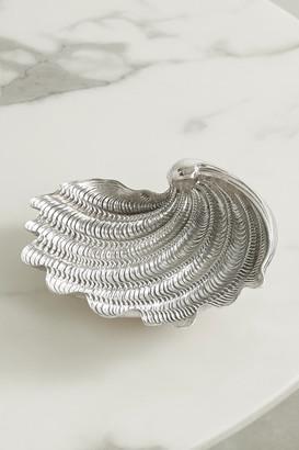 Buccellati Tridacna Silver Bowl - one size