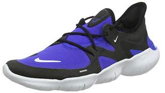 Nike Men's Free Rn 5.0 Training Shoes, (Racer Blue/Black-White 402)