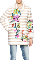 Ivko Floral Embroidery Jacket