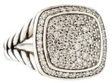 David Yurman Diamond Albion Ring