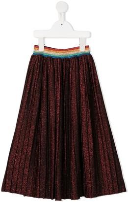 Sonia Rykiel Glittered Long Skirt
