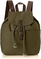 C.oui Unisex Adults' Brussels 18 Casual Daypack green Size: