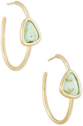 Kendra Scott Margot Hoop Earrings