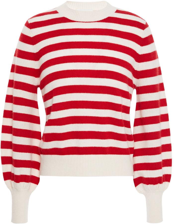 Zimmermann Striped Cashmere Sweater