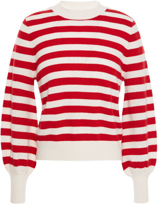 Zimmermann Striped Cashmere Sweater