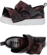 MSGM Low-tops & sneakers - Item 11254788