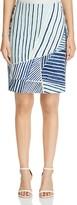 Nic+Zoe Palm Leaf Skirt