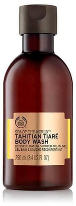 The Body Shop Spa Of The World Tahitian Tiare Bath & Shower Oil-In-Gel