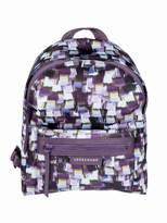 Longchamp Printed Backpack