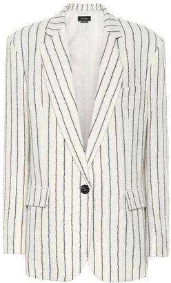 Isabel Marant Elder wool and linen blazer