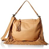 Lucky Brand Rickey Hobo Saddle Cross-Body Bag