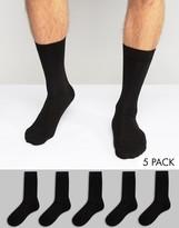 Bjorn Borg 5 Pack Socks