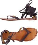 P.A.R.O.S.H. Toe strap sandals - Item 11171760