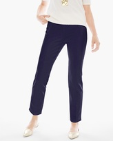 Chico's Juliet Ankle Pants in Ink