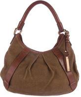 Burberry Leather Phoebe Hobo