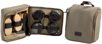 Bey-Berk Shoe Shine Kit