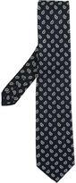 Etro paisley woven tie