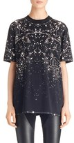 Givenchy Women's Constellation Print Stretch Jersey Tee