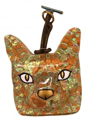 Loewe Multicolour Plastic Bag charms
