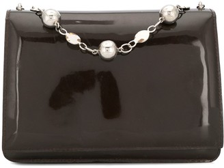 Pierre Cardin Pre Owned 1960's Wallet & Chain Bag