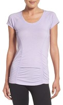 Zella Women's 'Z 6' Ruched Tee