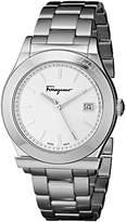 Salvatore Ferragamo Men's FF3960014 1898 Stainless Steel Watch