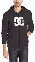 DC Men's Star Zh Zip Hooded Sweatshirt