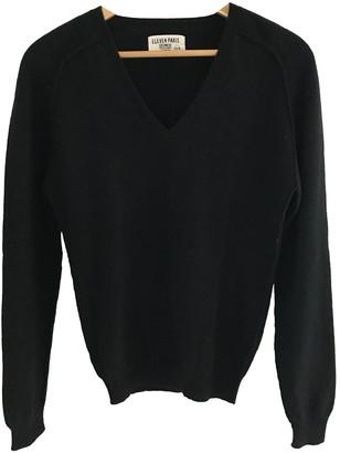 Eleven Paris Black Cashmere Knitwear for Women