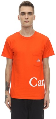 Carrots X Jungles Cotton Jersey T-shirt