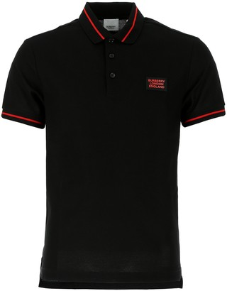 Burberry Logo Polo Shirt
