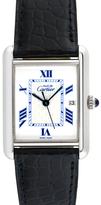 Cartier Vintage Must de Argent Sterling Silver Watch, 34mm