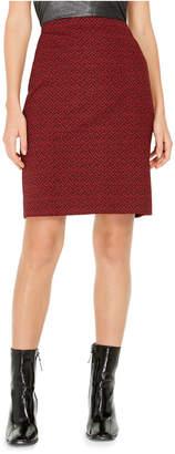 Nine West Jacquard Skirt