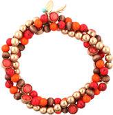 Nine West Beaded Stretch Bracelet
