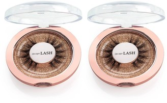 Oh My Lash Luxe Eyelashes Two Pack