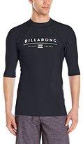Billabong Men's All Day Regular Fit Short Sleeve Rashguard