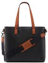 Vince Camuto Men's Tolve Leather Tote Bag - Black