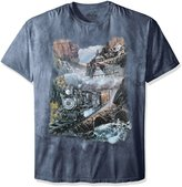 The Mountain Men's Silver Belle Run T-Shirt