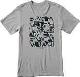 RVCA Men's Grid T-Shirt