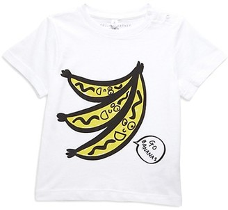 Stella McCartney Baby's Kid's Banana Graphic Cotton Tee