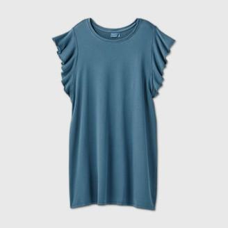 Universal Thread Women's Plus Size Short Sleeve Knit Dress - Universal ThreadTM