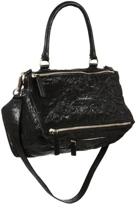 Givenchy Medium Pandora Pepe Leather Crossbody Bag