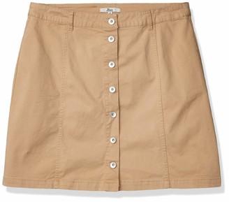 Bass G.H. & Co. Women's Basic Chino Skirt