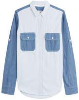 Rag & Bone Cotton Utility Shirt