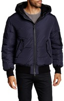Mackage Arto Genuine Leather Down Jacket